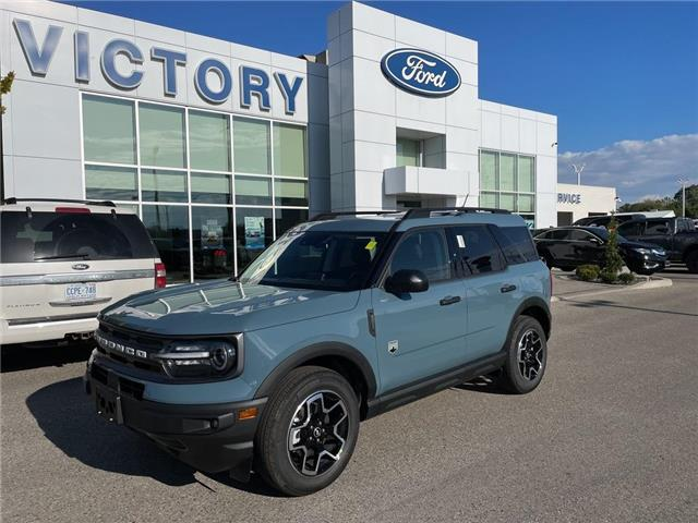 2021 Ford Bronco Sport Big Bend (Stk: VBS20538) in Chatham - Image 1 of 15