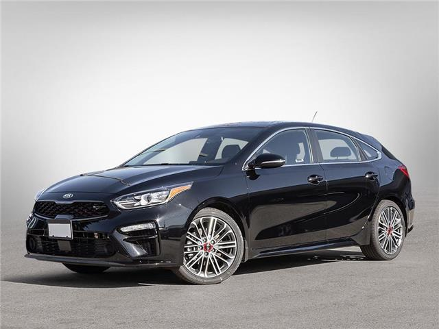 2021 Kia Forte5 GT Limited (Stk: FO1080) in Vancouver - Image 1 of 23