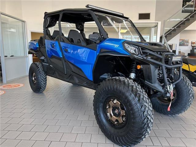 2021 Can-Am Commander MAX XT  (Stk: 38100) in Saskatoon - Image 1 of 7