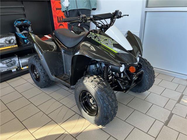 2022 Kawasaki KFX90  (Stk: 38346) in Saskatoon - Image 1 of 3