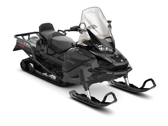 New 2022 Ski-Doo Skandic® WT Rotax® 600 EFI Black   - Saskatoon - FFUN Motorsports Saskatoon
