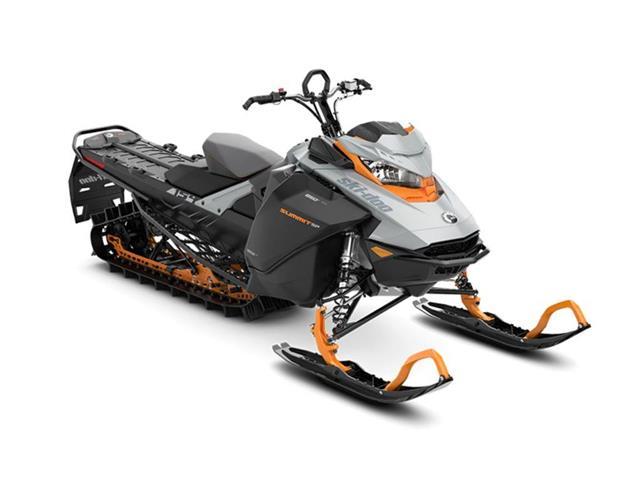 New 2022 Ski-Doo Summit® SP® Rotax® 850 E-TEC® 154 ES PowderMax L.    - Saskatoon - FFUN Motorsports Saskatoon