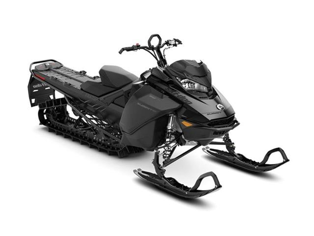 New 2022 Ski-Doo Summit® SP® Rotax® 850 E-TEC® 165 ES PowderMax L.    - Saskatoon - FFUN Motorsports Saskatoon