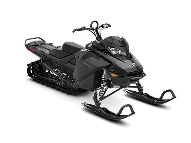 New 2022 Ski-Doo Summit® Edge® Rotax® 850 E-TEC® 154 PowderMax L. 2   - Saskatoon - FFUN Motorsports Saskatoon