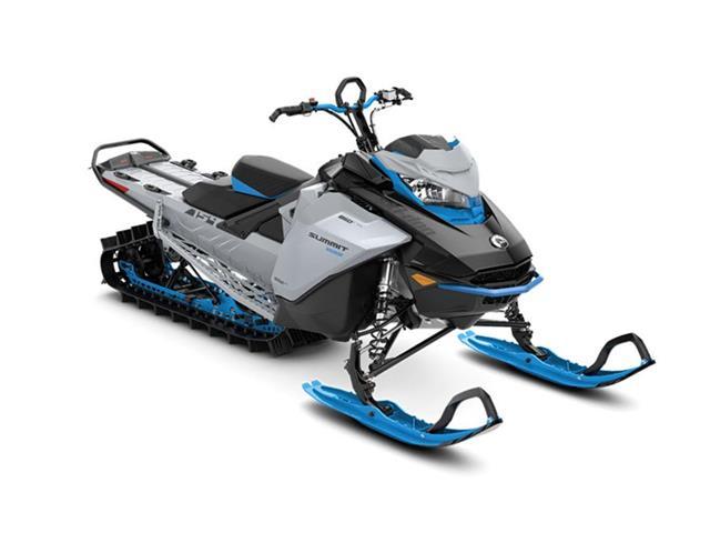 New 2022 Ski-Doo Summit® Edge® Rotax® 850 E-TEC® 154 PowderMax L. 3   - Saskatoon - FFUN Motorsports Saskatoon