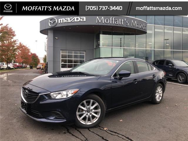 2017 Mazda MAZDA6 GS (Stk: P9551A) in Barrie - Image 1 of 19