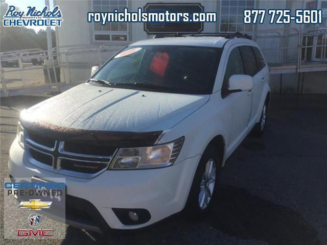 2014 Dodge Journey SXT (Stk: X511A) in Courtice - Image 1 of 10