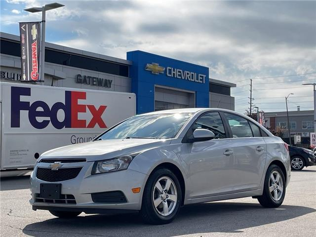 2014 Chevrolet Cruze 2LT / AUTOMATIC / REMOTE STARTER / LEATHER INT / (Stk: PW20078) in BRAMPTON - Image 1 of 25
