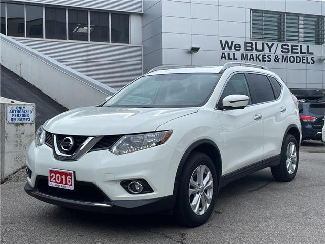 2016 Nissan Rogue SV (Stk: U2033) in Toronto - Image 1 of 27