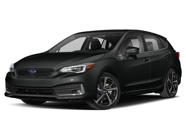 2022 Subaru Impreza Sport-tech (Stk: 18-SN094) in Ottawa - Image 1 of 9