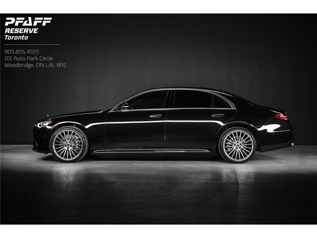 2021 Mercedes-Benz S-Class Base (Stk: PQ001 - CONSIGN) in Woodbridge - Image 1 of 21