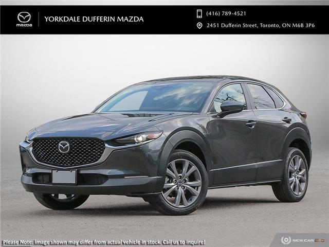 2021 Mazda CX-30 GS (Stk: 211431) in Toronto - Image 1 of 23