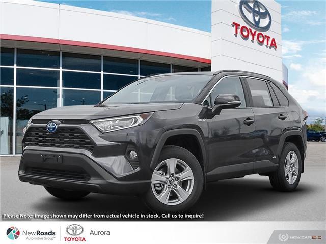2021 Toyota RAV4 Hybrid XLE (Stk: 32910) in Aurora - Image 1 of 23