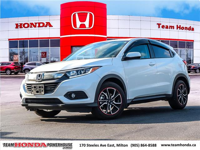 2019 Honda HR-V LX (Stk: 4026) in Milton - Image 1 of 28