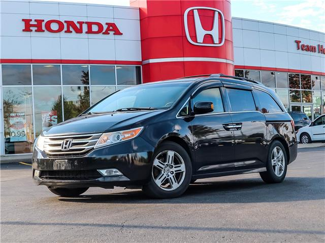 2012 Honda Odyssey Touring (Stk: 4015A) in Milton - Image 1 of 1