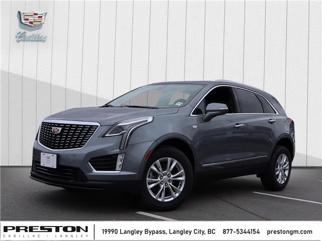 2022 Cadillac XT5 Luxury (Stk: 2200310) in Langley City - Image 1 of 28