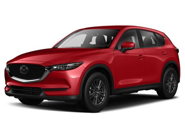 2021 Mazda CX-5 GS (Stk: M8852) in Peterborough - Image 1 of 2