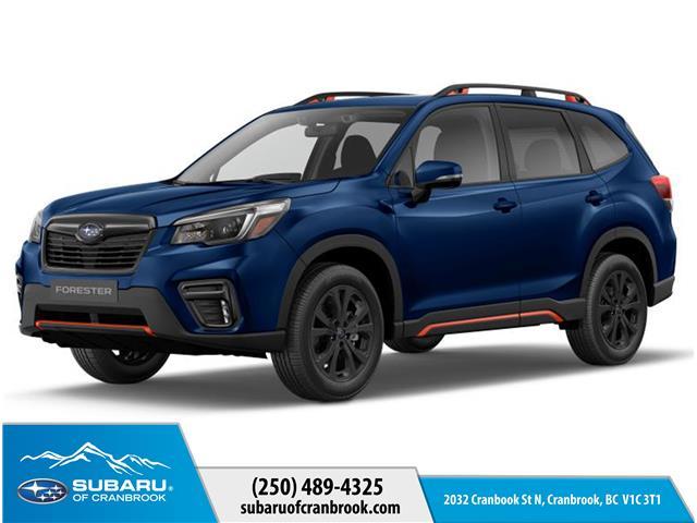 2021 Subaru Forester Sport (Stk: 587671) in Cranbrook - Image 1 of 10