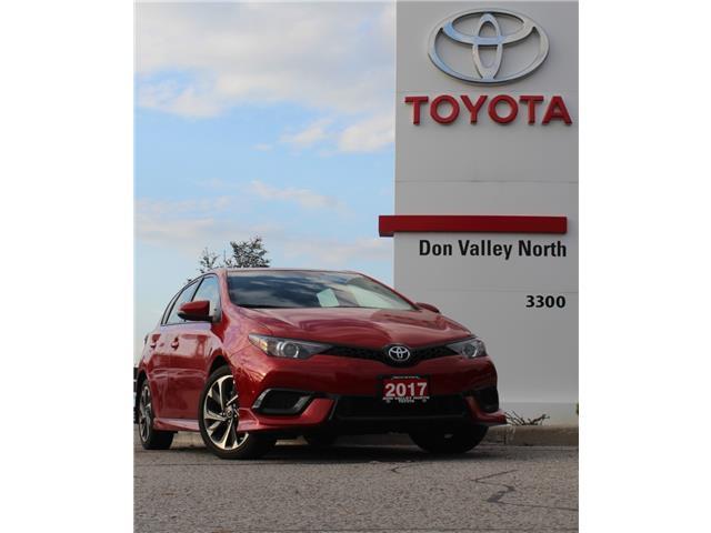 2017 Toyota Corolla iM Base (Stk: 212829A) in Markham - Image 1 of 1
