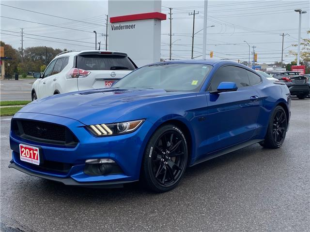 2017 Ford Mustang GT Premium (Stk: TX324A) in Cobourg - Image 1 of 25