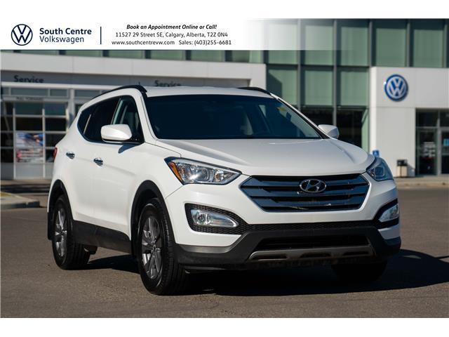 2013 Hyundai Santa Fe Sport  (Stk: 10459A) in Calgary - Image 1 of 34