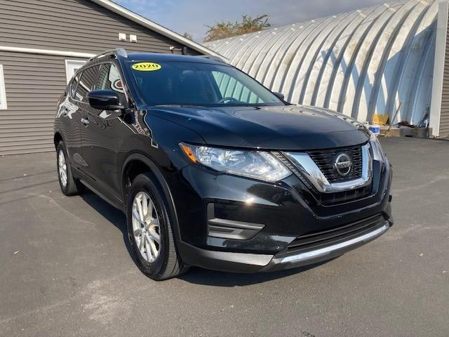 2020 Nissan Rogue SV (Stk: ) in Sussex - Image 1 of 22