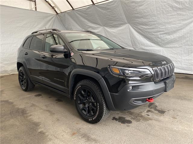 2020 Jeep Cherokee Trailhawk (Stk: IU2519) in Thunder Bay - Image 1 of 24