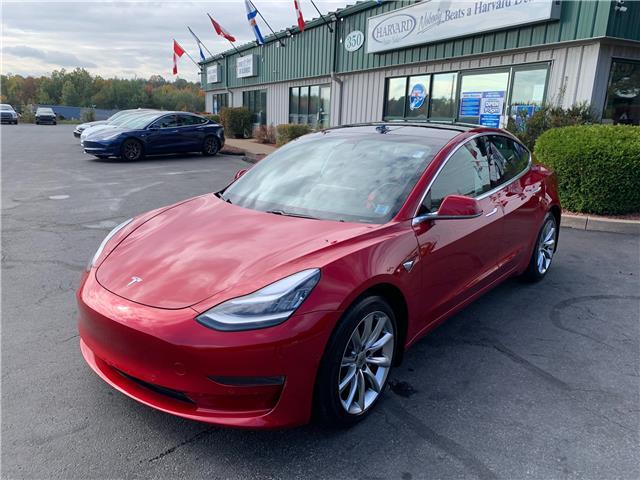 2020 Tesla Model 3 Standard Range (Stk: 11190) in Lower Sackville - Image 1 of 19