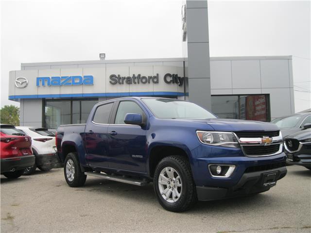 2016 Chevrolet Colorado LT (Stk: 21149A) in Stratford - Image 1 of 22