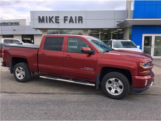 2018 Chevrolet Silverado 1500 2LT (Stk: 21380A) in Smiths Falls - Image 1 of 13