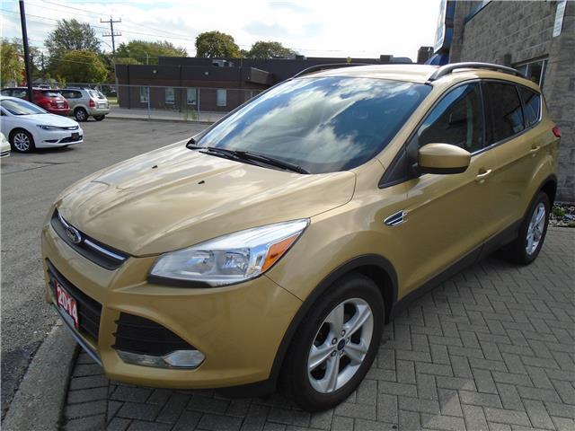 2014 Ford Escape SE (Stk: 5460A) in Sarnia - Image 1 of 13
