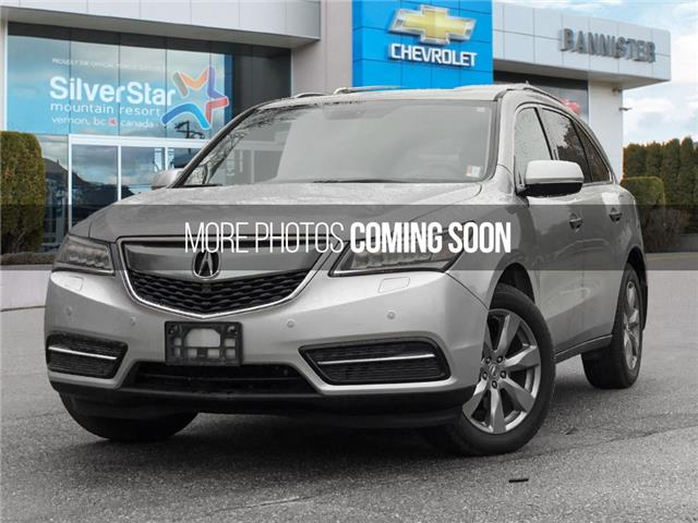 2015 Acura MDX Elite Package (Stk: 21820A) in Vernon - Image 1 of 1