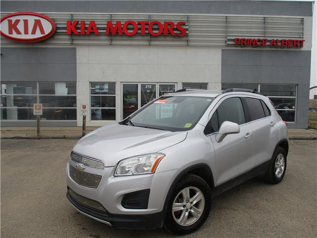 2014 Chevrolet Trax 1LT (Stk: 42027A) in Prince Albert - Image 1 of 19