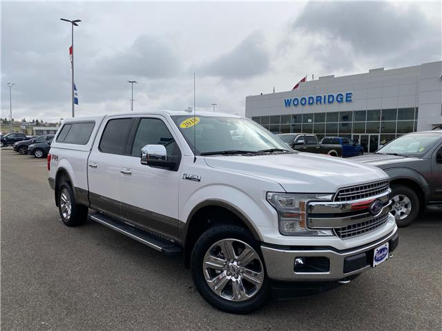 2018 Ford F-150 Lariat (Stk: 17966) in Calgary - Image 1 of 26
