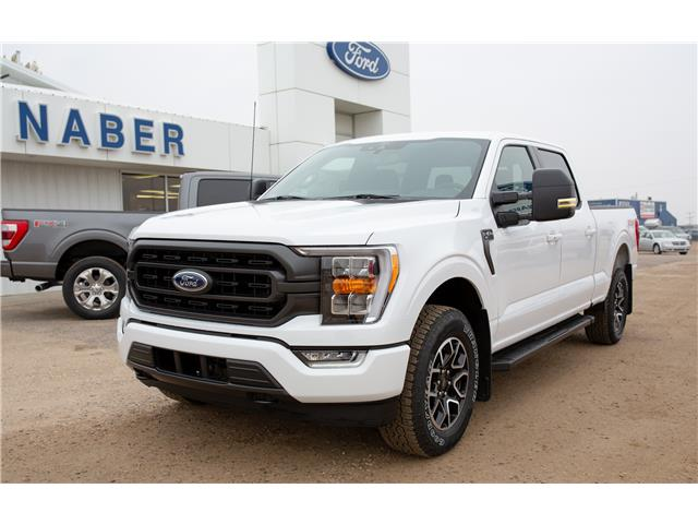 2021 Ford F-150 XLT (Stk: N27921) in Shellbrook - Image 1 of 19