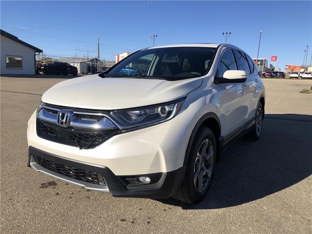 2018 Honda CR-V EX (Stk: P21-158) in Grande Prairie - Image 1 of 26
