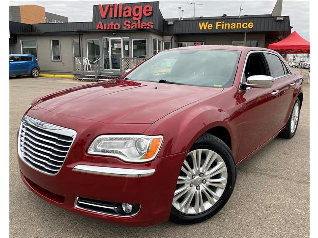 2014 Chrysler 300C Luxury Series 2C3CCAKT0EH269561 P38573 in Saskatoon