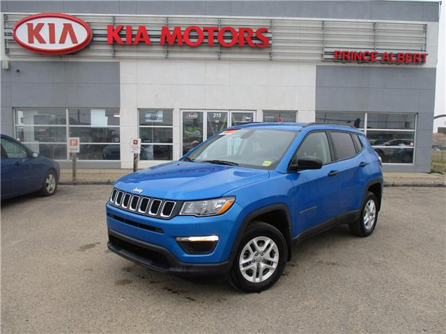 2018 Jeep Compass Sport (Stk: 42040B) in Prince Albert - Image 1 of 12