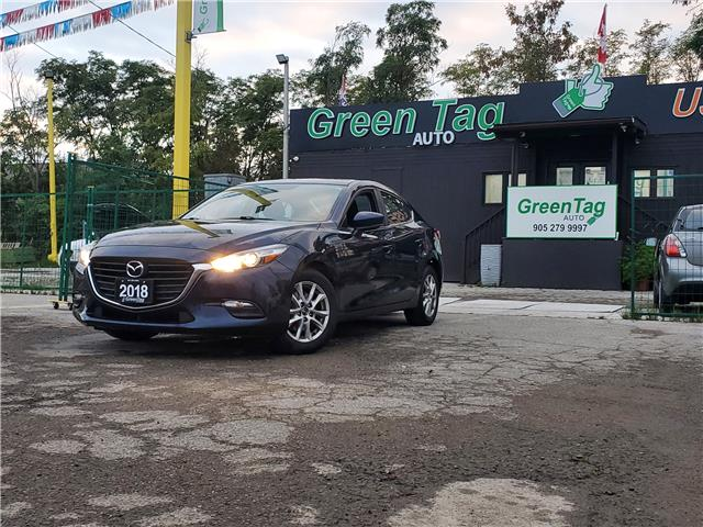 2018 Mazda Mazda3 GS (Stk: 5657) in Mississauga - Image 1 of 30