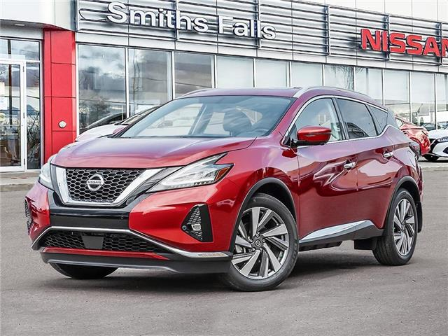 2021 Nissan Murano SL (Stk: 21-353) in Smiths Falls - Image 1 of 23