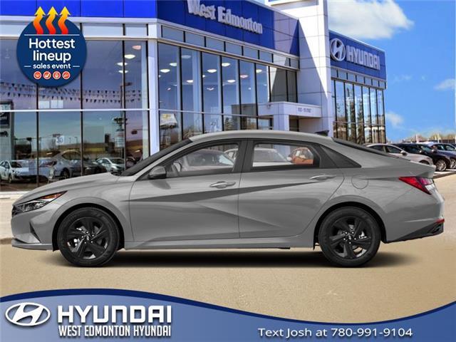 2022 Hyundai Elantra Preferred w/Sun & Tech Pkg (Stk: EL29158) in Edmonton - Image 1 of 1