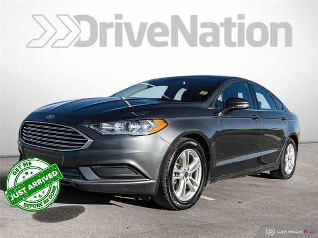2018 Ford Fusion SE (Stk: A4176) in Saskatoon - Image 1 of 25