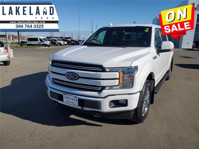 2018 Ford F-150 Lariat (Stk: F4529A) in Prince Albert - Image 1 of 15