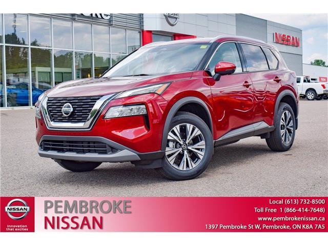 2021 Nissan Rogue SV (Stk: 21189) in Pembroke - Image 1 of 30