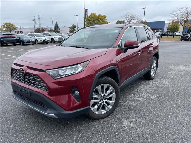 2019 Toyota RAV4 Limited (Stk: U9277) in Ottawa - Image 1 of 23