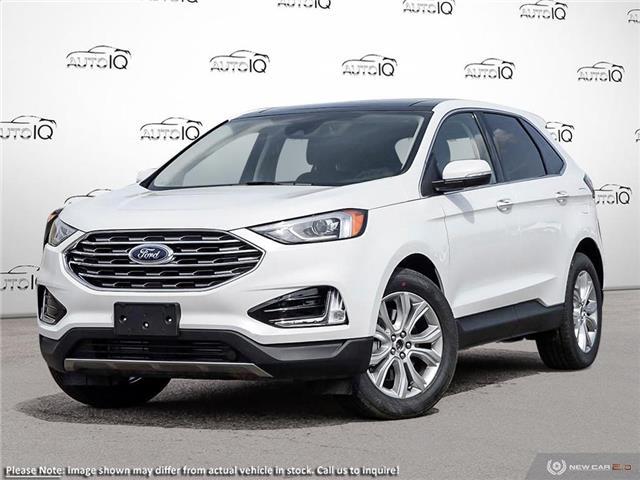 2021 Ford Edge Titanium (Stk: 21D5540) in Kitchener - Image 1 of 23