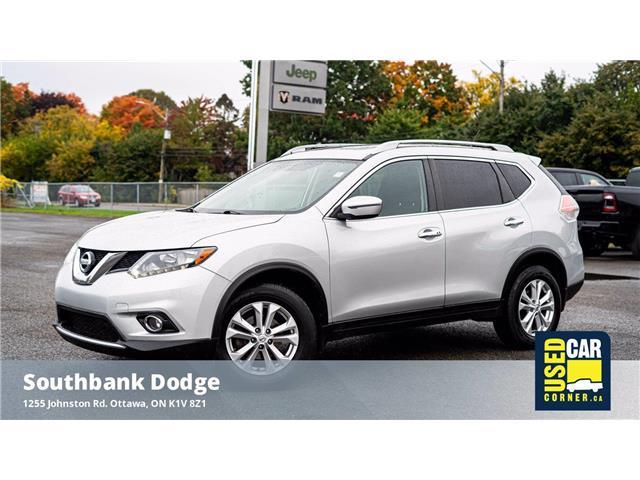 2016 Nissan Rogue  (Stk: 9230511) in OTTAWA - Image 1 of 29