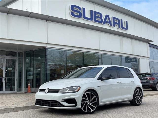 2018 Volkswagen Golf R 2.0 TSI (Stk: 210875A) in Mississauga - Image 1 of 22