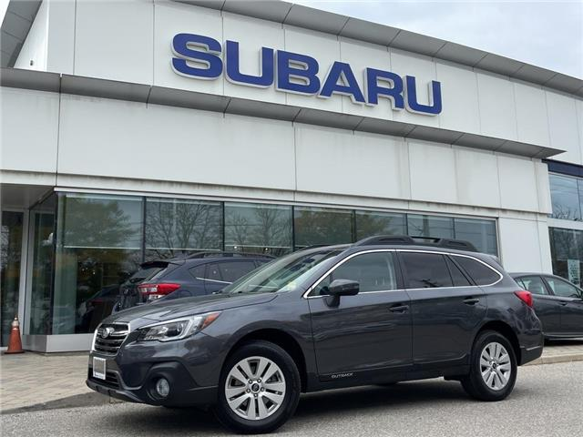 2019 Subaru Outback Touring (Stk: P5039) in Mississauga - Image 1 of 20