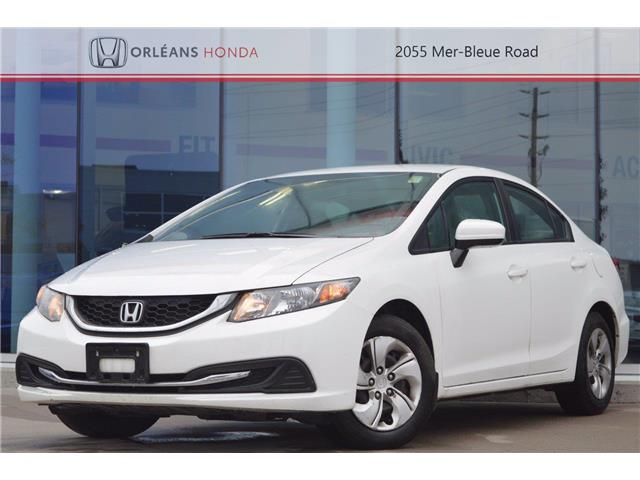 2014 Honda Civic LX (Stk: 16-210460AA) in Orléans - Image 1 of 21